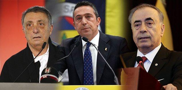 İspanyollardan şok iddia! Beşiktaş, Fenerbahçe ve Galatasaray UEFA kıskacında