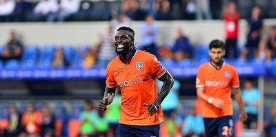 Trabzonspor'da Adebayor heyecanı
