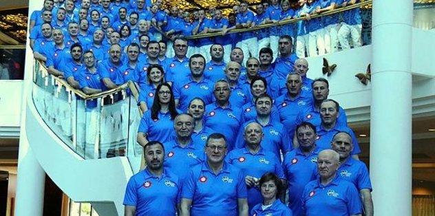 Avrupa Judo Birliği hakem ve antrenör semineri