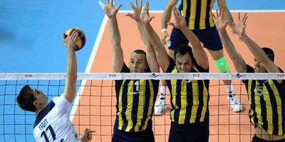 Fenerbahçe, CEV Şampiyonlar Ligi'ni garantiledi