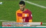 Galatasaray'dan Belhanda'ya ağır ceza
