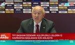 """""""Süper Lig'in başlama tarihi için anlaştık"""""""
