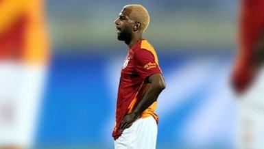 Galatasaray'da Ryan Babel virüse değil hat-trick'e yenildi