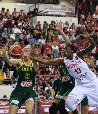 Türkiye: 74 - Litvanya: 51 | MAÇ SONUCU