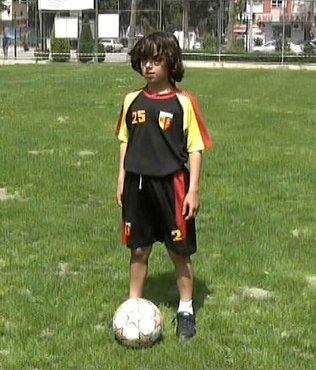 İşte Süper Lig'in en genç golcüsü Emre Demir'in hikayesi
