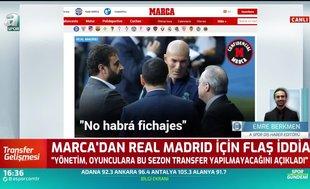 Real Madrid için flaş iddia! Bu sezon transfer...