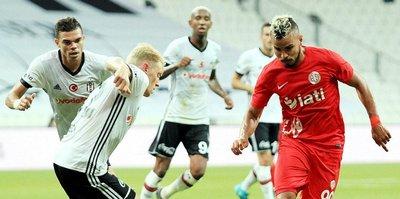 Beşiktaş'ın deplasman fobisi bitecek mi?