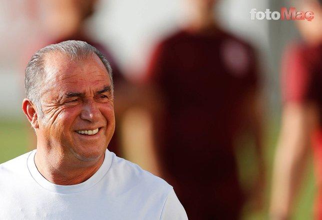 Galatasaray'da Fatih Terim'den olay sözler! Fiorentina'ya dönebilirim