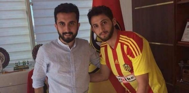 İşte Yeni Malatyaspor'un yeni transferi!