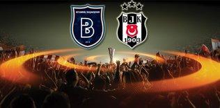 İşte Beşiktaş ve Medipol Başakşehir'in muhtemel rakipleri...