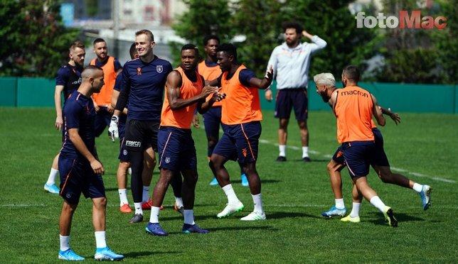 İşte Başakşehir-Fenerbahçe karşılaşmasının 11'leri