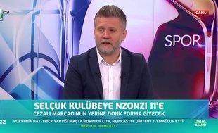 Selçuk kulübeye Nzonzi-Seri ilk 11'e!
