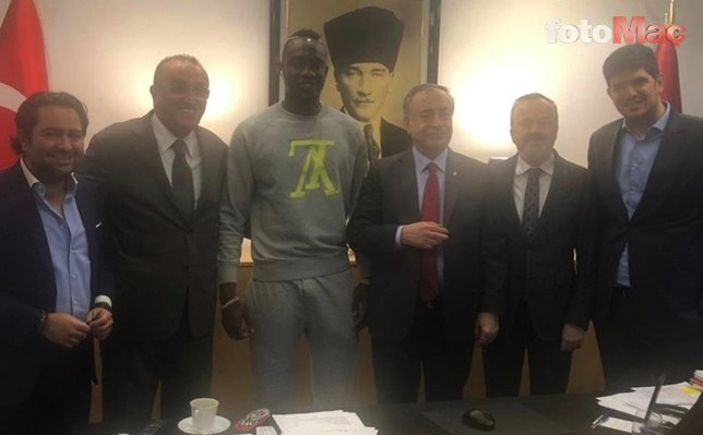Galatasaray'a transfer şoku! Diagne gerçeği böyle açıklandı | Son dakika haberleri