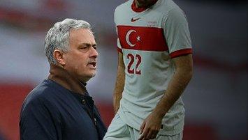 Mourinho milli yıldızı istiyor! Rakip Arsenal
