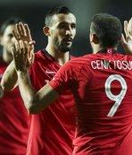A Milli Futbol Takımı, Bosna Hersek karşısında