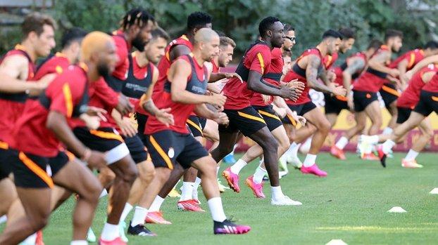 Son dakika spor haberleri: Galatasaray'da PSV maçı hazırlıkları