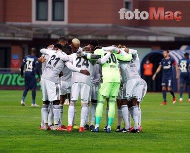 Son dakika spor haberi: Beşiktaş'ın yıldızına büyük tepki! Şampiyonluk yolundaki en büyük engel