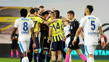Son dakika spor haberleri: Fenerbahçe'de zorunlu 2 değişiklik