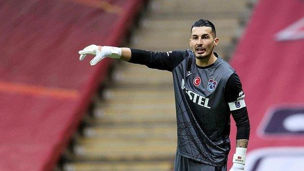 Son dakika spor haberi: Uğurcan Çakır'dan transfer sözleri! Aklım transferde değil (TS spor haberi)
