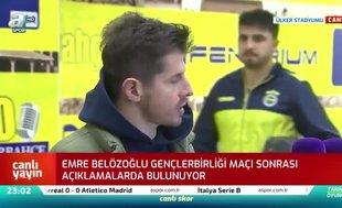 Emre Belözoğlu'ndan Ferdi Kadıoğlu sözleri!
