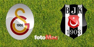 Galatasaray Beşiktaş maçı ne zaman saat kaçta hangi kanalda?