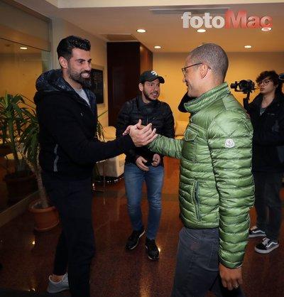 Fenerbahçe'de Volkan Demirel: İlk haykırışım Fenerbahçe