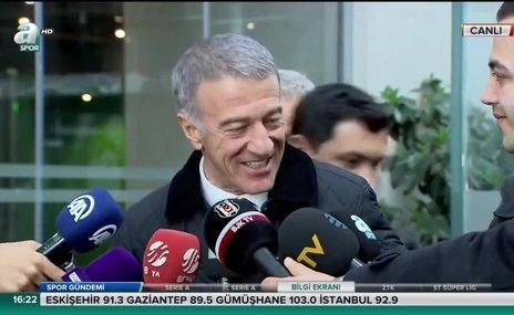 Ahmet Ağaoğlu: Yabancı sayısının azaltılmasını istiyoruz