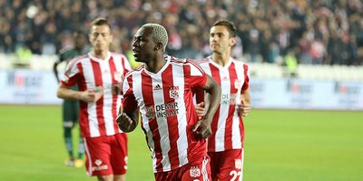 Sivasspor'un vazgeçilmezi Kone