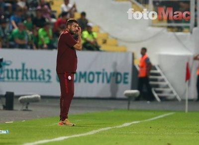 Galatasaray'da Hasan Şaş ve Necati Ateş ile taraftarlar arasında flaş gerginlik!