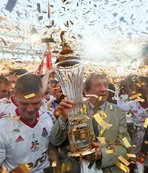 Rusya'da şampiyon Lokomotiv Moskova!