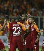 Akhisarspor 0-1 Galatasaray | İşte maç özeti
