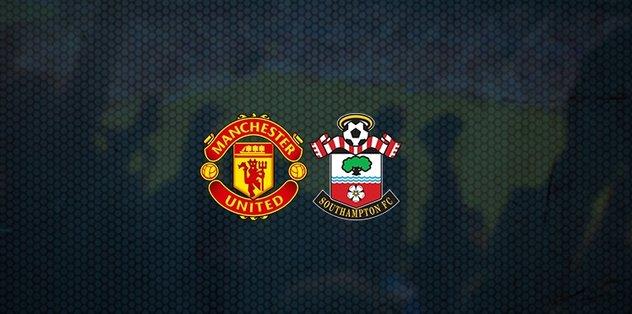 Manchester United-Southampton maçı ne zaman? Saat kaçta? Hangi kanalda canlı yayınlanacak? - İngiltere Premiere Ligi -