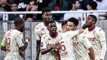Monaco geriden gelerek kazandı!