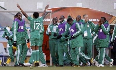 Yunanistan - Nijerya (B Grubu maçı)