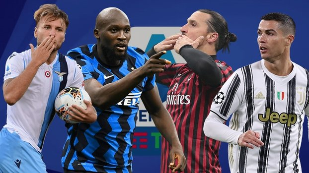 İtalya Serie A'da zirve oynayan takımları golcüleri taşıyor #