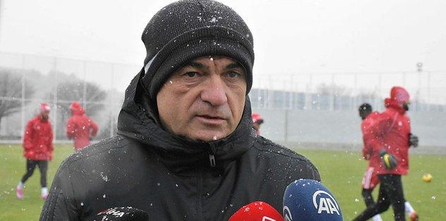 Rıza Çalımbay: Malatyaspor maçı final niteliğinde