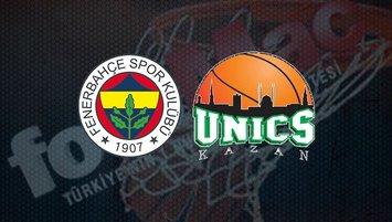 Fenerbahçe Beko - Unics Kazan | CANLI