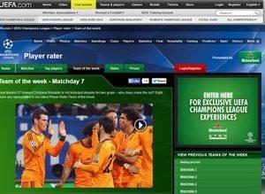 UEFA Haftanın 11'i