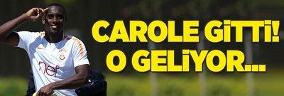 Carole'ün yerine o geliyor