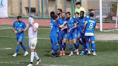 Tuzlaspor - Eskişehirspor: 5-2 (MAÇ SONUCU - ÖZET)