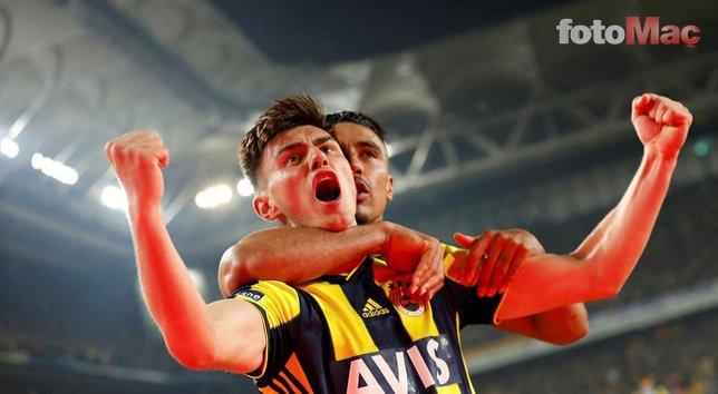 Fenerbahçe'ye derbi piyangosu! Eljif Elmas...