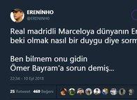 Ömer Bayram'ın performansı sosyal medyayı salladı!