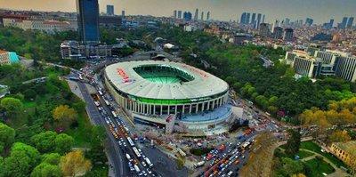 Vodafone Arena 1 yaşında!..