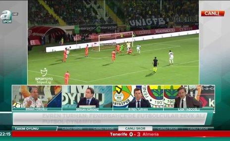 """""""Fenerbahçe teknik heyetiyle oyuncular arasında sorun var"""""""
