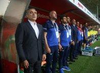 Fenerbahçe'de Ersun Yanal'dan mağlubiyet yorumu!