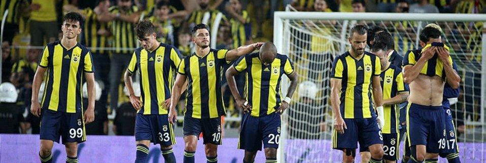 Fenerbahçede 130 milyon Euro'luk fatura
