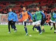 Everton taraftarının Cenk Tosun isyanı