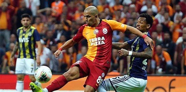 Zirve yine Galatasaray'ın