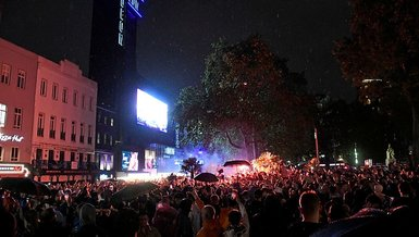 26 arrested in London amid England-Scotland Euro 2020 match