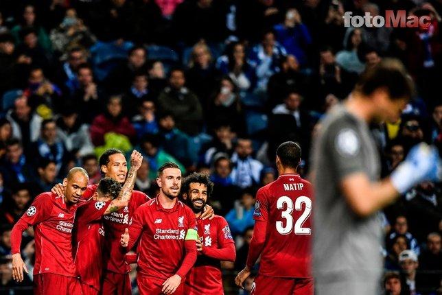 Liverpool zorlanmadan yarı finalde